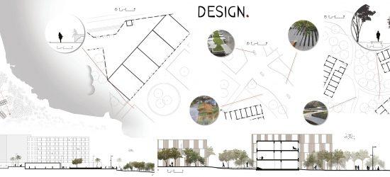 Stedenbouw Presentatie Poster